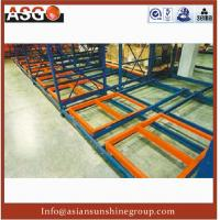 Quality Push Back Racking manufacturers-Storage manufacturers-ASG logistic Equipments for sale