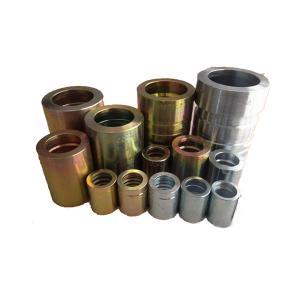 Quality No-Skive Hydraulic Hose Ferrule Fittings (00210) for sale
