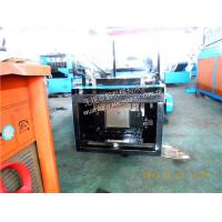 Quality Galvanized steel Metal Gutter Roll Forming Machine with PLC Control CE for sale