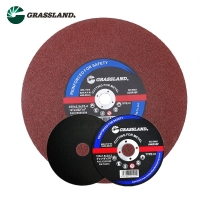 Quality Grit 60 4-1/2 In X 1/16 In X 7/8 In Aluminium Cut Off Disc For Hardened Steel for sale