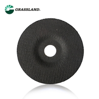 Quality Grassland 5 Inch 125mm Stainless Steel Inox Grinding Discs for sale