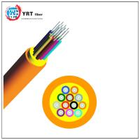 Quality Multi cord distribution fiber cable GJPFJV indoor optical cable for sale