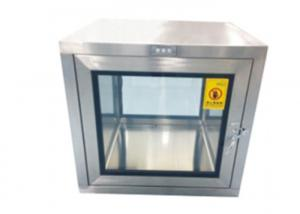 Quality Clean Room Window Transfer Pass Through Box Customized Size for sale