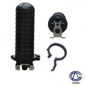 Quality 12-96 single fibers Vertical type splice enclosure,waterproof MPP material for sale