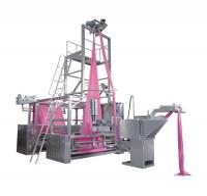 China Fabric Finishing Machines , Rope Open Slitting Squeezing Machine on sale