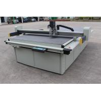 Quality CNC Gasket Cutter / Foam Cutting Machine Single Module Cutting System for sale