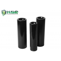 Quality R51 Length 180mm Thread Drill Rod Coupling Sleeve for Connecting Rod and Drill Bit for sale