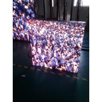 Best Full Color High-Resolution Indoor Advertising LED Display For Metting , Ads wholesale