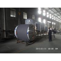 Quality Stainless Steel Mixing Tanks and Blending Magnetic Tanks Heating Cooling Blending Mixing Vat for sale