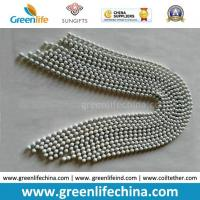 Quality New Fashion White Plated Snake Nickle-Free Decorative Beaded Metal Chain for sale