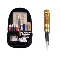 Quality Eyebrow Tattoo Equipment 5 Color Ink Practice Skin / Tattoo Eyeliner Pen for sale