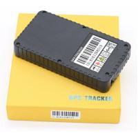 Best Black Large Capacity Battery Magnetic Gps Tracker Anti Lost Without Cable wholesale