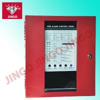 China DC24V 8 zones conventional fire fighting alarm systems control panel on sale