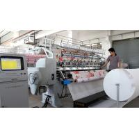 Quality Duvet Multi Needle Quilting Machine , Industrial Heavy Duty Sewing Machine for sale