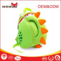 Quality Eco Friendly Dinosaur Baby Toddler Backpack Waterproof 10-20L Capacity for sale