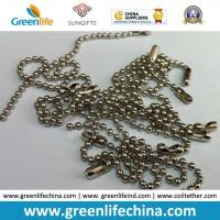 Quality China Top Quality 2.4mm Silver Ball Chain for Gift/Jewellery for sale