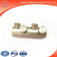 Quality Wanxie BSM-800 Tin-Plated Connector Shear Bolted Connector Cu/Al cable connector for sale