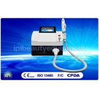 Quality Effective Mini E-Light IPL RF Hair Removal With Alarm Protection System for sale