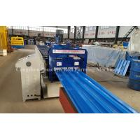 24 Rollers Steel Roofing Sheet Roll Forming Machine With 12 Month Warranty