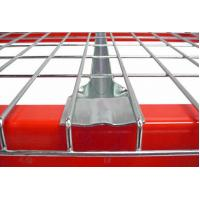 Quality Zinc Plated 50x100  Warehouse Wire Mesh Decking For Heavy Duty Storage for sale
