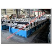 Buy Customized Cold Metal Roll Forming Machine for Roofing Sheet, Roof Tile, CZ at wholesale prices