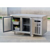 Quality Gastronorm Under Counter Freezer 2 Door With Adjustable Shelving , R134a Refrigerant for sale
