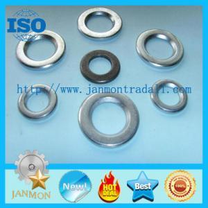 Buy cheap Flat Washer/Plain Washer /Flat Gasket(DIN125A/DIN9021),Steel flat washer,Zinc from wholesalers