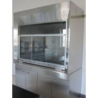 Quality Stainless steel laboratory fume hood  for  lab furniture fitting in food factory for sale