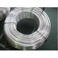 Buy cheap High Potential HP Extruded magnesium ribbon anode For Buries Structures from wholesalers