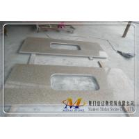Quality G681 Pink Granite Kitchen Countertops for sale