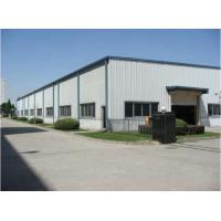 Best 1000sqm Prefabricated Steel Buildings , 50m x 20m Steel Structure Warehouse Easy Installed wholesale