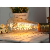 Buy Christmas Tree Vintage Filament Lamp , Bright Antique Looking Light Bulbs at wholesale prices
