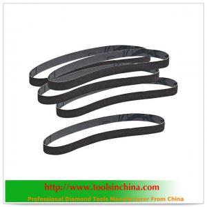China abrasive cloth sanding belt on sale
