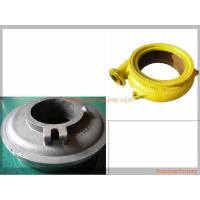 Quality Professional High Chrome Impeller For High Pressure Slurry Pump 1m - 100m Head for sale