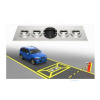 China Durable Portable Explosive Detector Under Vehicle Inspection System With Car Plate Recognition on sale