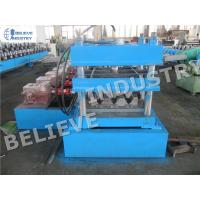 Quality 3 Waves Guardrail Roll Forming Machine for sale