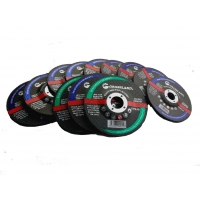 """Buy cheap 4.5"""" 5"""" 6"""" 150mm 115x3.2x22.23mm Inox Grinding Wheel from wholesalers"""