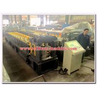 Quality Corrugated Steel & Aluminium Roofing Ridge Cap Step Tile Sheets Roll Forming Equipment for South Africa for sale