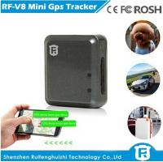 Quality Long distance accurate vehicle tracker manual gps car tracker reachfar rf-v8 for sale