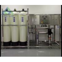 High Efficiency 1000 LPH RO Plant , RO Water Purifier Plant For Commercial Use
