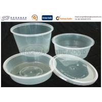 Quality Transparent recycled polycarbonate Plastic Food Containers Boxes with lids safety for sale