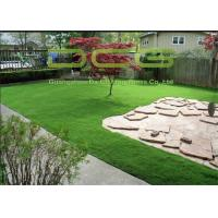 Quality 4 Color 35mm Height Artificial Grass For Yard, Designed For Both Front Yard And Backyard for sale