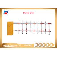 Quality 2 Fence Arm Boom Barrier Gate Traffic Barrier System With Brushless DC motor for sale
