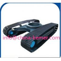 6ton steel shassi/customization standard/nonstandard/Agricultural machinery undercarriage/drilling rig carrying device