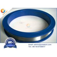 Quality Round / Flat Tungsten Rhenium Alloy Wire Wre5/26 With Good Ductility for sale
