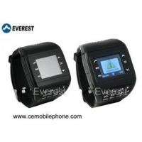 Best Wrist Watch Mobile Phone Quad band mobile phone Everest Q5 wholesale
