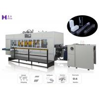 Quality Automatic PVC Box Making Machine Hydraulic Drive mode , CE Approval for sale