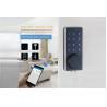 Buy cheap Renting House / Condo Touchpad Bluetooth Digital Smart Lock Zinc Alloy Aluminium from wholesalers