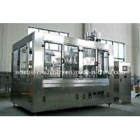Quality 250-2000ml Automatic 3 in 1 Soft Drink Bottling Line (CGFD 16-12-6) for sale