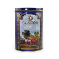 Quality Fancy oval shaped coffee tin for sale